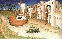 Troubadour - chanter les exploits de Marco Polo