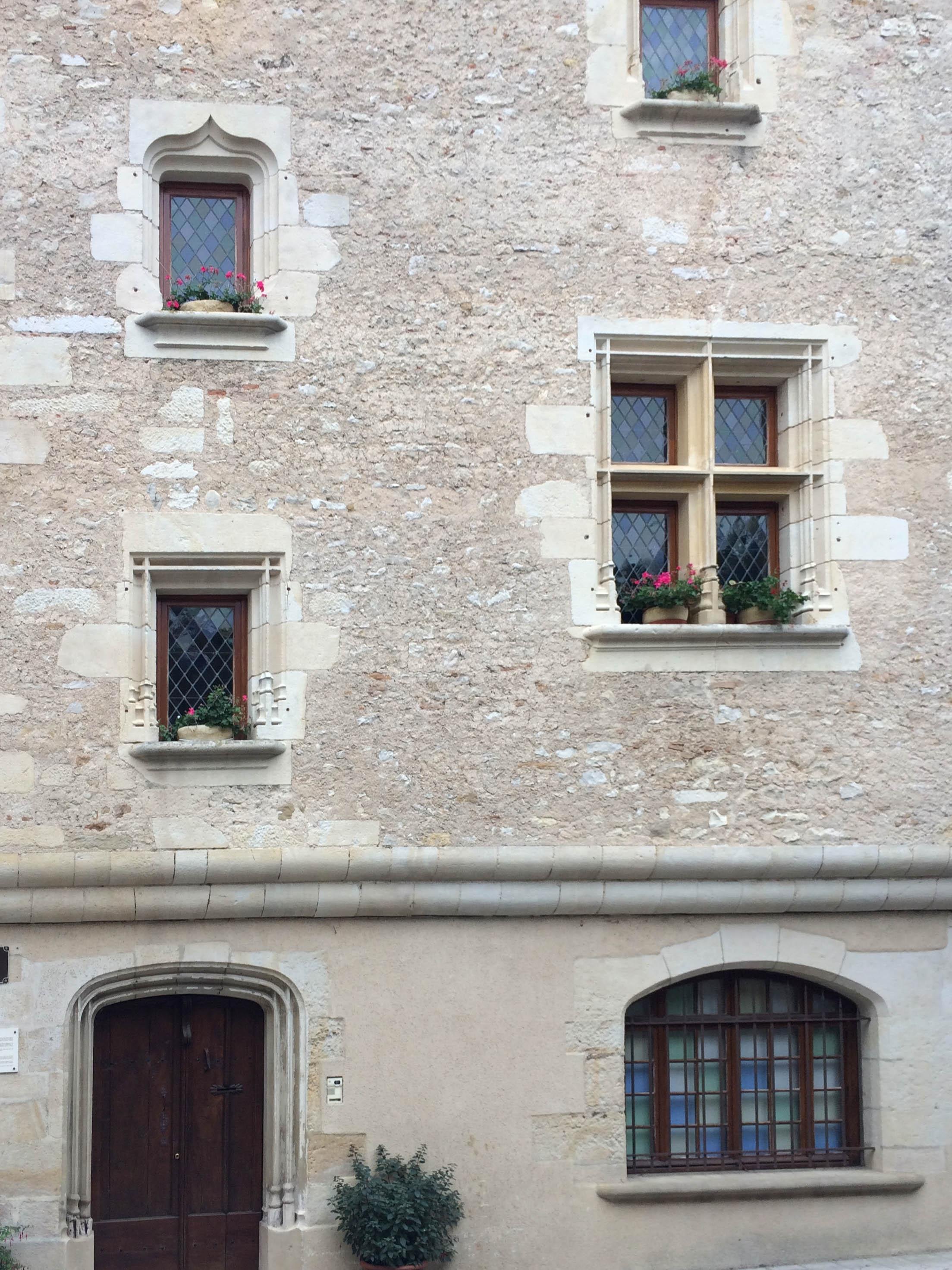 Aurignac - l'hôtel Carsalade