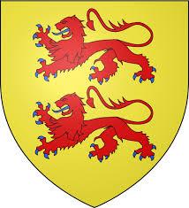 Château de Mauvezin - une possession des comtes de Bigorre (blason)