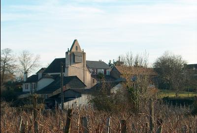 Eglise de Saint-Faust (P. Atlantiques) sorcellerie
