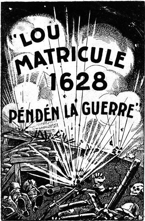 Lou matricule 1628 - permission
