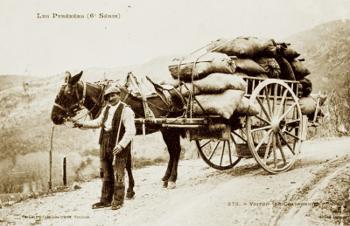 Charbonnier dans l'Ariège sobriquet