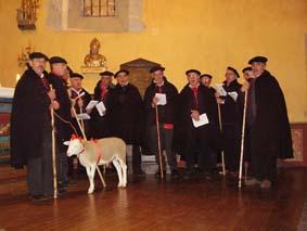 Le Noël des Bergers à Arcizan-Dessus