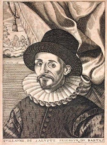 Guillaume de Salluste, seigneur du Bartas et écrit gascon