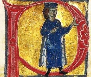 Guillaume IX d'Aquitaine troubadour et écrit gascon