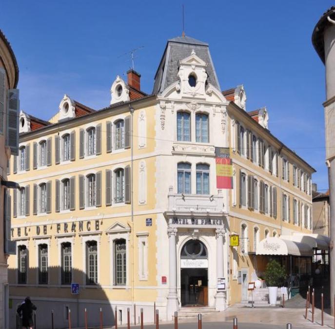 André Daguin - L'Hôtel de France à Auch