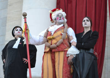 Mardi Gras - Le procès de Sent Pançard