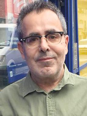 Eric Gonzales et la nouvelle