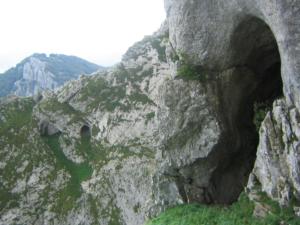 La grotte de la déesse mère Mari en Biscaye