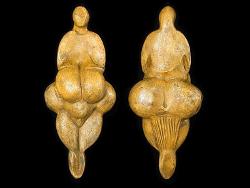 Une représentation de la déesse mère : la Vénus de Lespugue (Haute-Garonne)