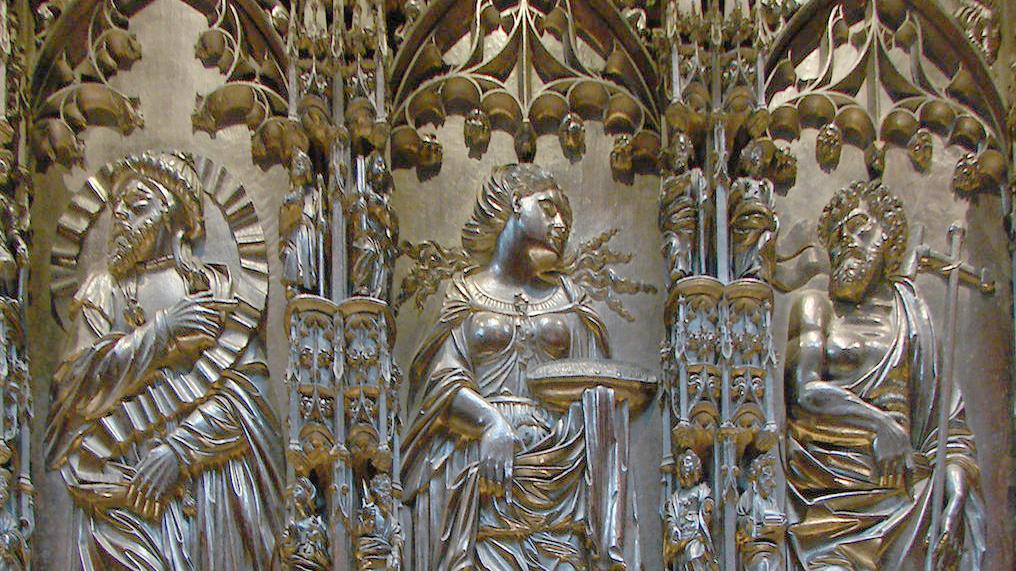 Les stalles de la cathédrale Sainte-Marie d'Auch