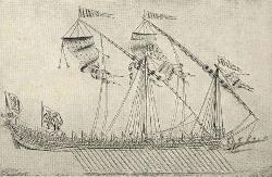 La galère La Réale, fleuron de la marine du Roi