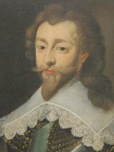 Nervère devient le secrétaire du Prince de Condé