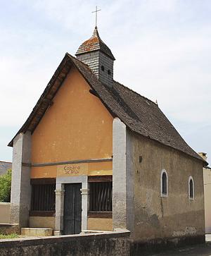 épizootie bovine - Culte à Saint-Roch pour lutter contre l' épizootie bovine