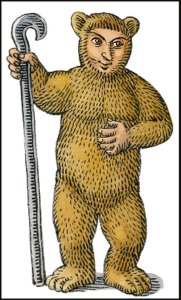L'ours, bête familière en Couserans
