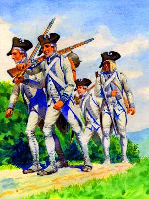 épizootie bovine - Soldats venus combattre l' épizootie bovine