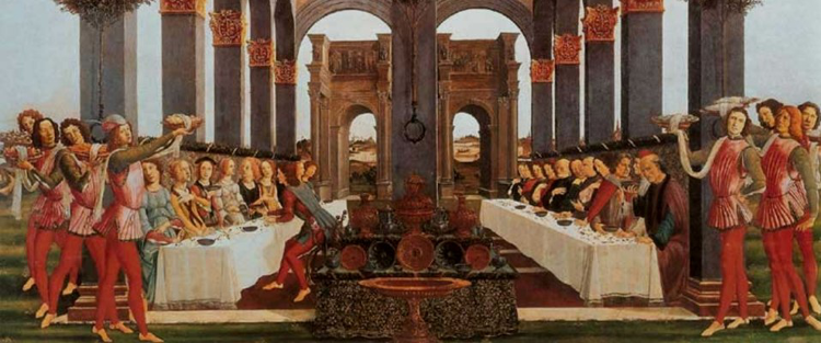 Les fastes de la cour papale à la Renaissance