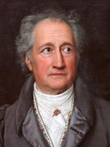 Johann Wolfang von Goethe aima Du Bartas