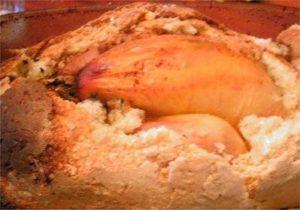 Une recette deu cusinier Maître Robert : une poule en croute
