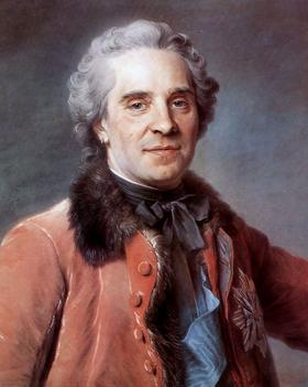 Maurice de Saxe (1696-1750)