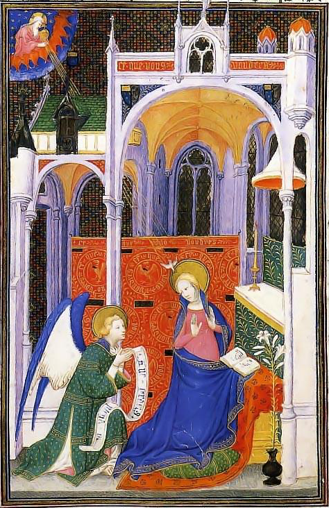 Le chant royal en l'honneur de la Vierge
