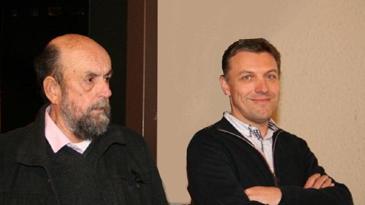 Guerre en Couserans - les auteurs Didier Cucuron et Jean-Paul Ferré
