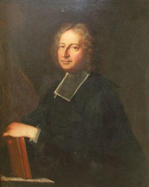 Chant Royal - Portrait de l'abbé Anselme, par Hyacinthe Rigaud, 1719