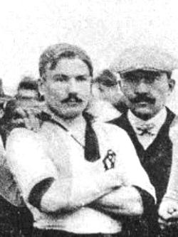 Alfred Armandie (1884-1915) fondateur du Sporting Union Agen