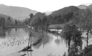Crue du 27/10/1937 à Agos-Vidalos