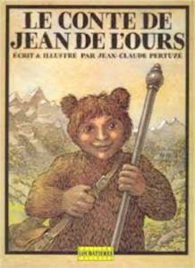 Le conte de Jean de l'ours (JC Pertuzé)