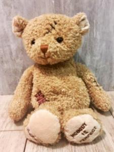 Teddy Bear, l'ours en Peluche