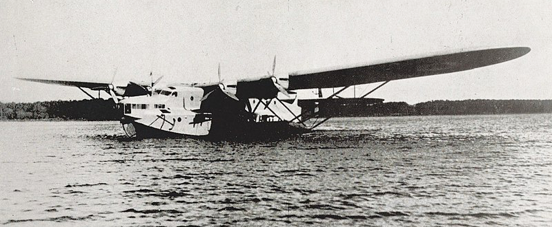 Le Latécoère 532 successuer du 531, construit en 1939 et piloté par Henri Guillaumet