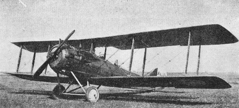 Pierre Latécoère et René Cornemont préfigurent la ligne Toulouse - Rabat à la Noël 1918 sur un Salmson A2