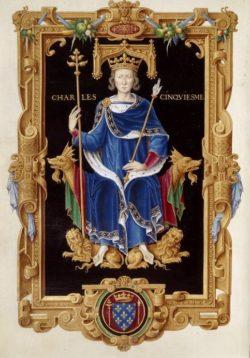Charles le cinquième dit le Sage