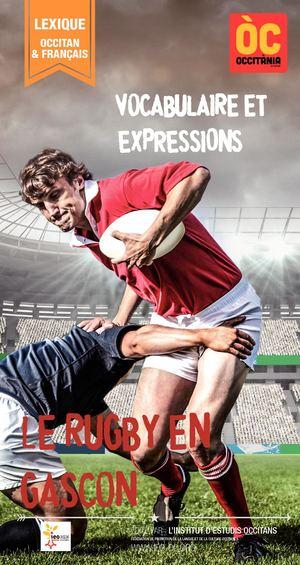 Le rugby en gascon