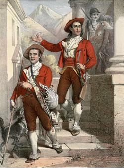 Guide et chasseur aux Eaux-Bonnes