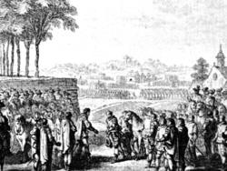 Accord de Henri III avec Henri de Navarre (1588) à l'instigation du duc d'Épernon