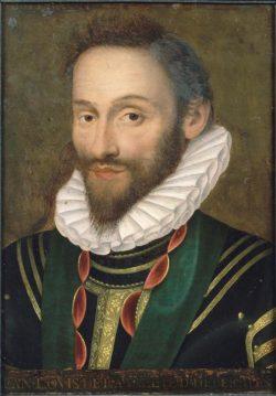 Le protecteur de d'Astros, Jean Louis de Nogaret de la Vlette, futur duc d'Epernon