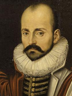 Portrait présumé de Michel de Montaigne