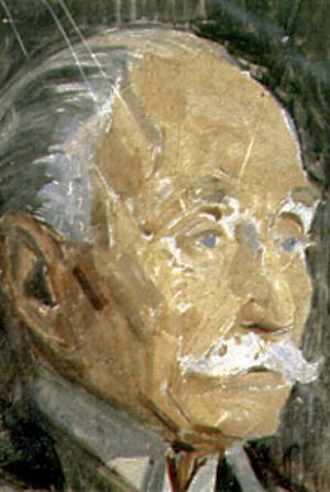 Henri Brulle par Raymond d'Espouy