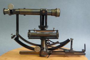 Raymond d'Espouy utilisera 'orographe de Franz Schrader