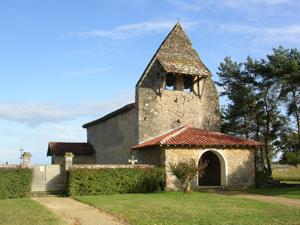 Chapelle Notre-Dame de la Course Landaise à Bascons