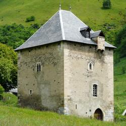 La Tour de Mayrègne siège de