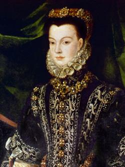 Diane d'Andouins la maitresse d'Henri III