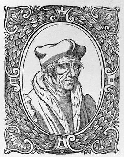Jacques Lefevre d'Etaples (1450-1537)