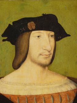 François 1er ca. 1515