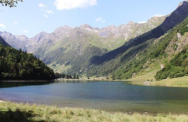 Les fées du lac d'Estaing