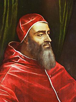 Clément VII reconnait la guérion de Marie Robine