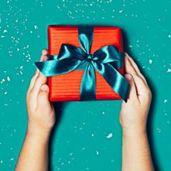 Cadeau remis