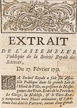 François de Plantade monte au Pic du Midi pour des observations scientifiques